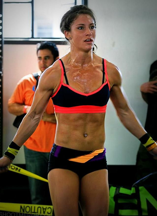 Crossfit Body Women 8 best CrossFit...