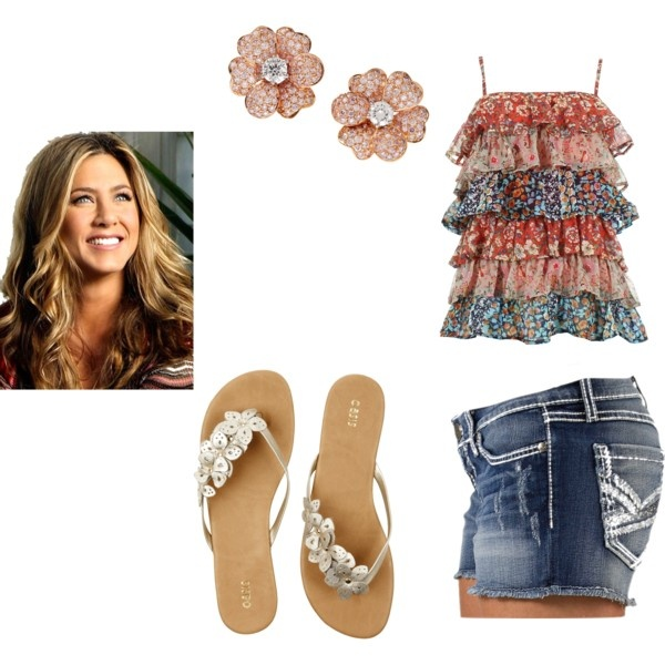 Summer Time. This whole outfit is precious!