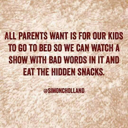 Good parents. Bad parents (like my ex) just simply don't care and expose them to it regardless