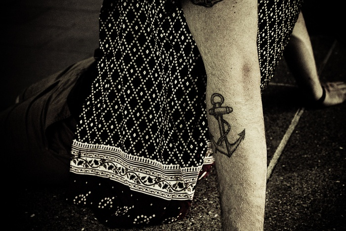 Anchor to the soul  #tattoo #tattoos