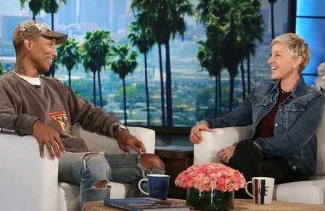 Watch Ellen And Pharrell discuss Kim Burrell's anti-gay speech