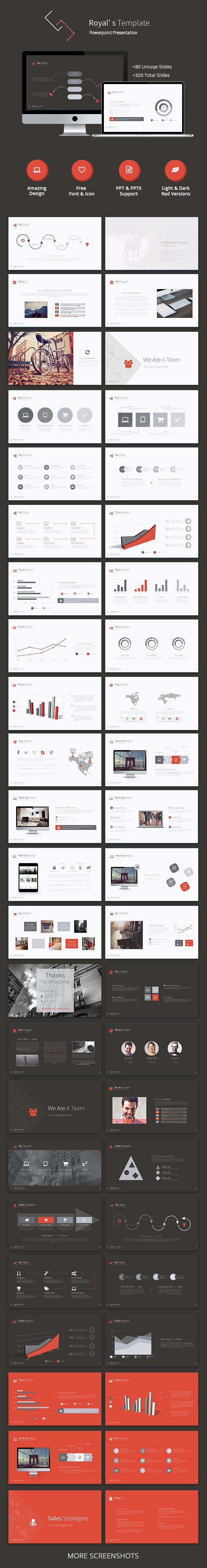 Royal's Powerpoint Template #slides #presentation Download: http://graphicriver.net/item/royals-powerpoint-template/11717128?ref=ksioks