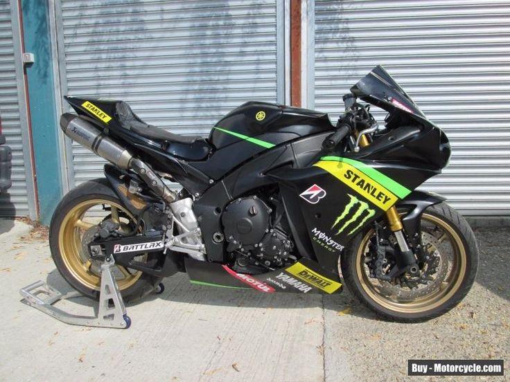 YAMAHA YZF R1 14B BIG BANG 2011 TRACK RACE BIKE  #yamaha #yzfr1 #forsale #unitedkingdom