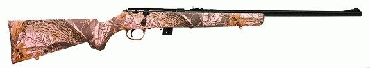 Bolt action .22 rifle pink realtree camo <3 my absolute favorite