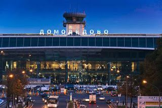 DOMODEDOVO INTERNATIONAL AIRPORT MOSCOW
