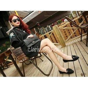 Sepatu Wanita Pitarose hitam