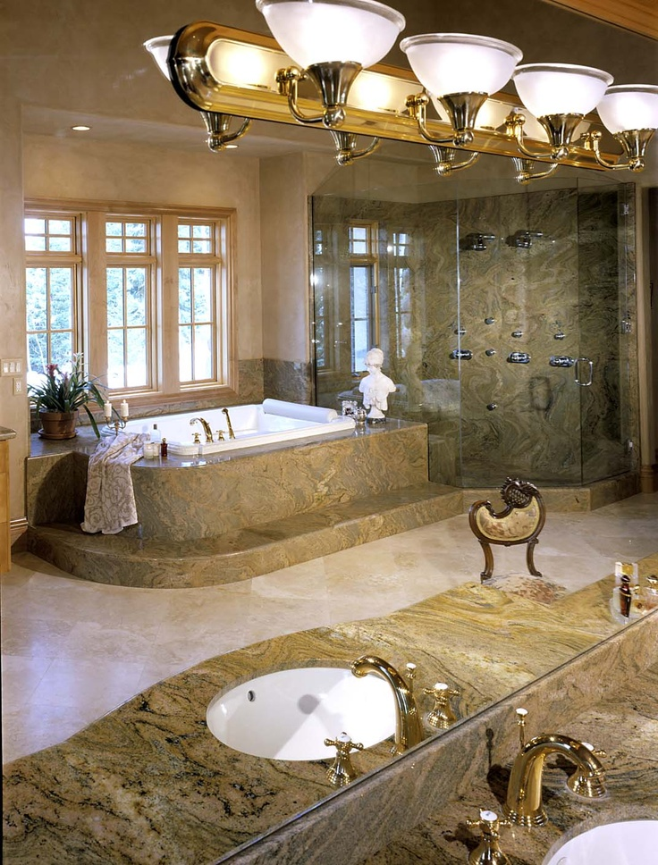 Granite Bathroom - alphastoneusa.com