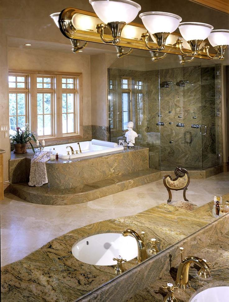 Granite Bathroom - alphastoneusa.com