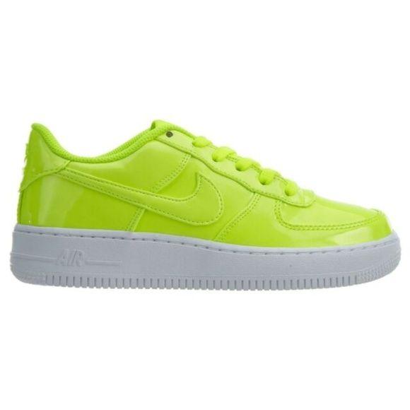 lv8 uv neon volt sneakers | Nike air