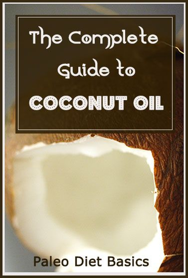 The Complete Guide to Coconut Oil. Cooking, skincare, health... it's all here! www.paleodietbasics.net