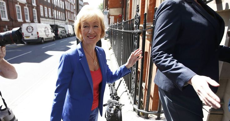 Following Boris Johnson's backing, Ms Leadsom now has the support of more Vote Leave Tories over fellow Brexiteer Michael Gove