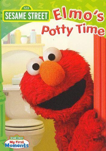Sesame Street: Elmo's Potty Time [DVD] [2006]