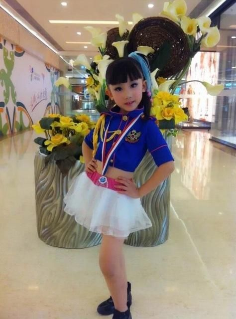 sexy cheerleader costume dance dress for girl salsa jazz modern dance costumes for boys kids
