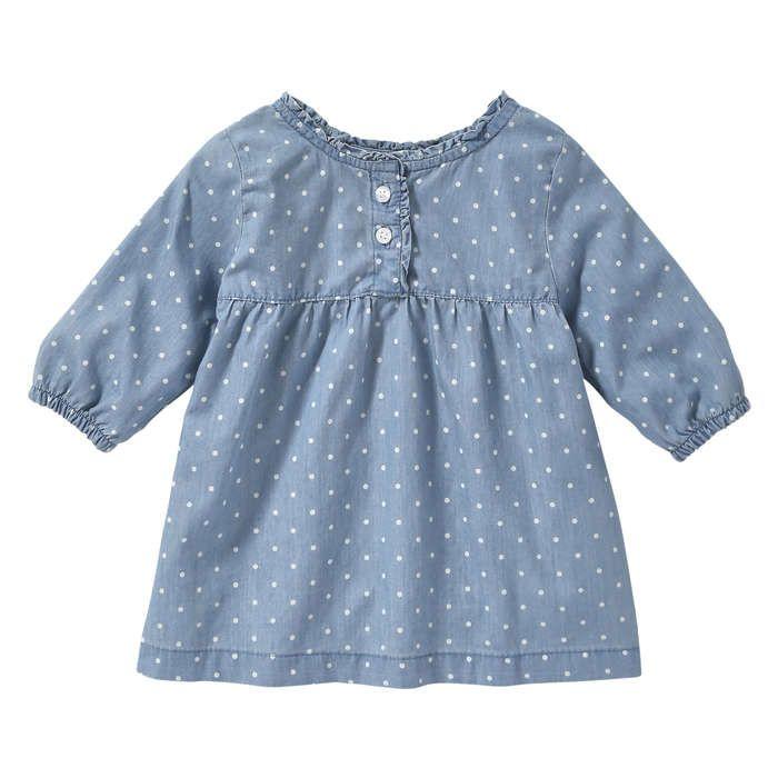 T-shirt à pois pour bébés filles in Laver Moyen de Joe Fresh