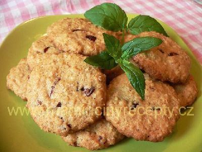 + Ovesné sušenky