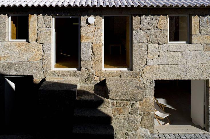 Arquitectos: Inês Cortesão  Ubicación: Vilar, Castro Daire, Portugal  Fotografías: FG+SG – Fernando Guerra, Sérgio Guerra