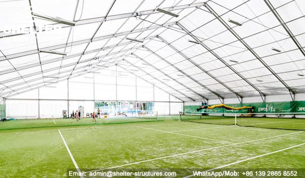 Shelter Sport Tent - Sports Arena