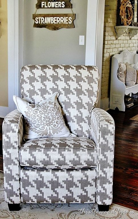Create the look of industrial farmhouse with vintage accessories and textured surfaces. It is a mixture of farmhouse style and industrial accessories.