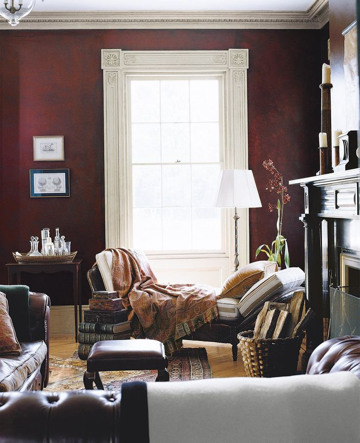 Ideal Creating a cozy place from Ralph Lauren Home