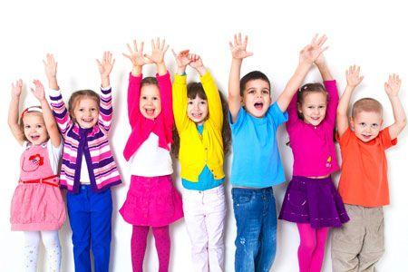 6 подвижных игр для детского праздника. Игры