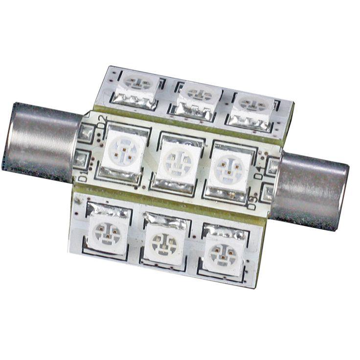 Lunasea LED Navigation Light - Series 25 - 10-30VDC - White - https://www.boatpartsforless.com/shop/lunasea-led-navigation-light-series-25-10-30vdc-white/