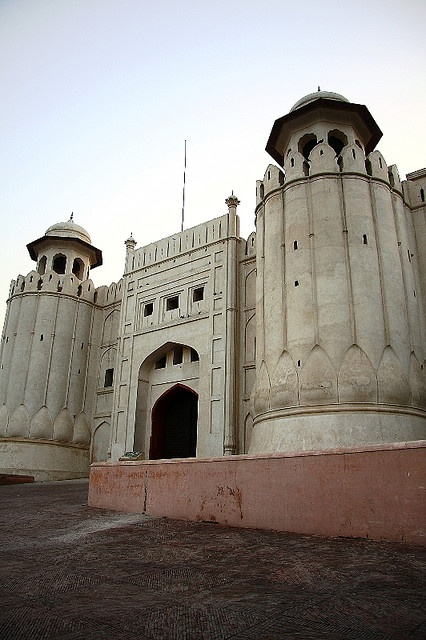 Aalamgiri Gate-Lahore Forte'-Pakistan #lahore #pakistan #architecture
