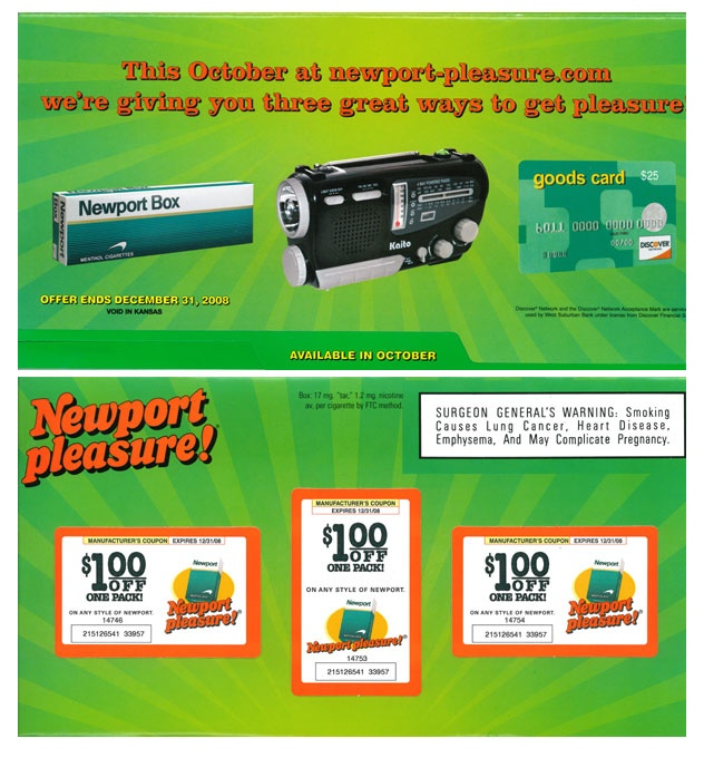This is a picture of Massif Free Online Cigarette Coupons