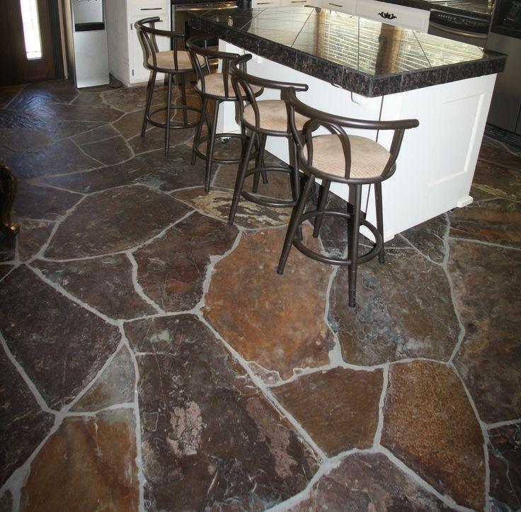 17 Best Images About Slate Floors For The Sun Porch On Pinterest Slate Tile Floors Slate