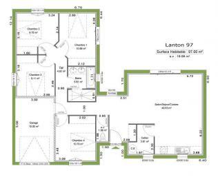 Plan maison constructeur landes ventana blog for Constructeur maison individuelle dax