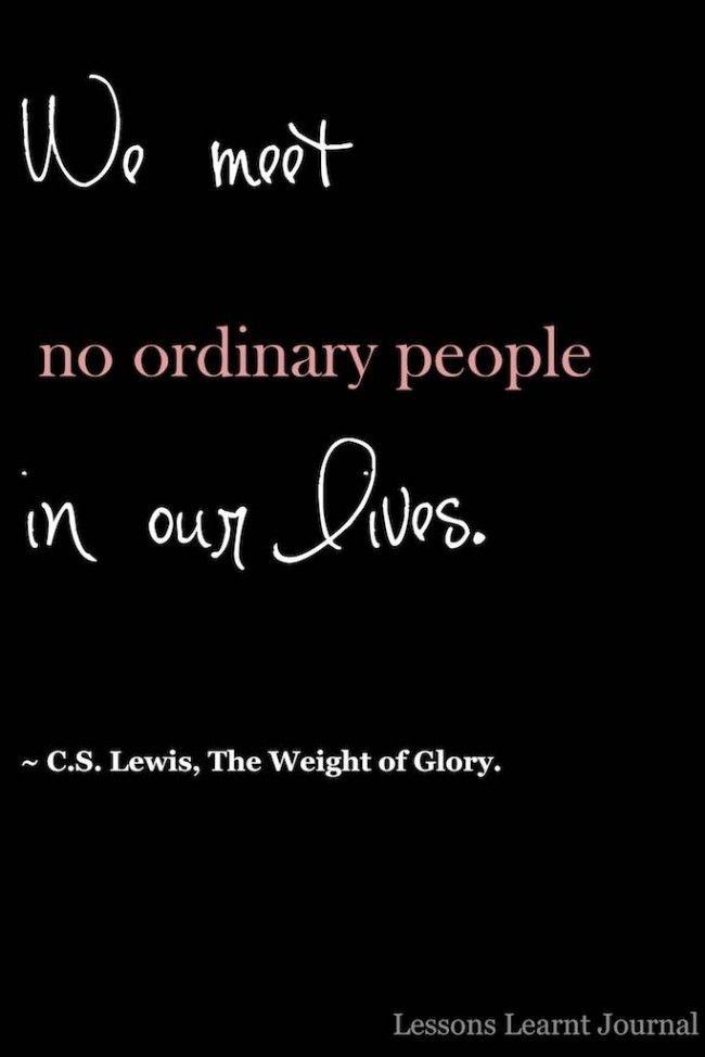 500 word essay on C.S. Lewis?