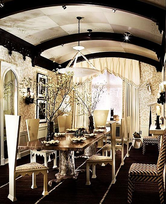 Gothic Style Interior Design 74 best gothic style houses images on pinterest | gothic interior