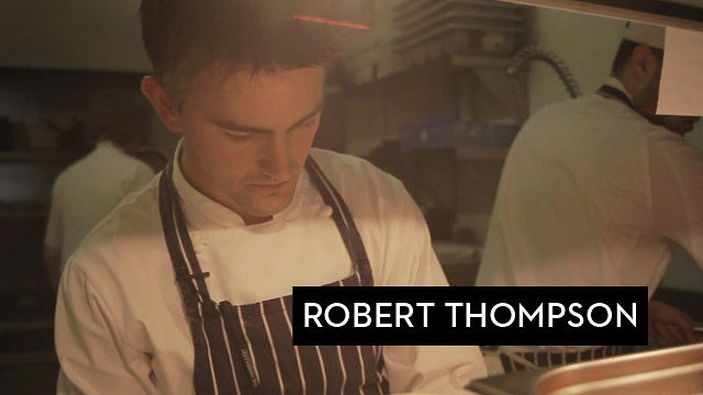 Cooking from The Hambrough, Isle of Wight, Robert Thompson is armed with exquisite local produce which he uses to create stunning dishes. To see the recipe for the local plaice dish - as seen in the film - click here: http://www.greatbritishchefs.com/Recipes/local-plaice-viennoiseFind out more about Robert and view his recipes here: http://www.greatbritishchefs.com/Chefs/robert-thompson