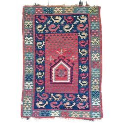 Sharkoy Prayer Kilim