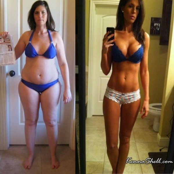 Weight loss transformations can help motivate you on your fitness journey, help inspire you to lose weight and keep on track with your diet. Here are 60 of the best before and after weight loss transformation pictures ever. #weightlossbeforeandafter