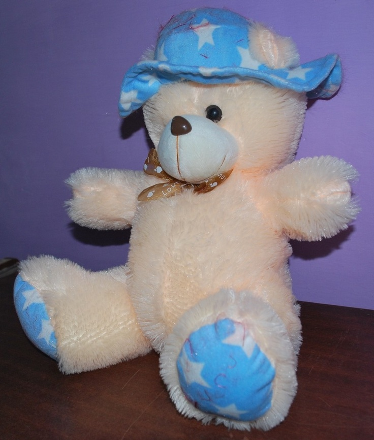 teddy with cap off white teddy bear teddy bear online shopping teddy bear online shopping. Black Bedroom Furniture Sets. Home Design Ideas