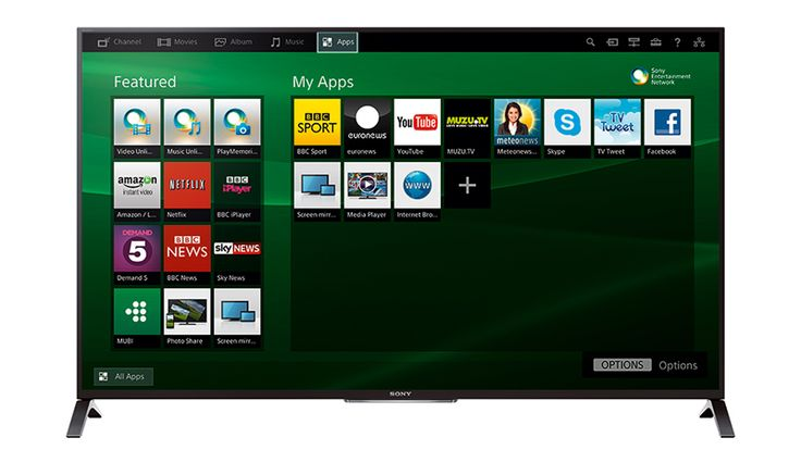 "Sony KD-55X8505B 55"" 4k UHD LED TV-Michael R. Peters"