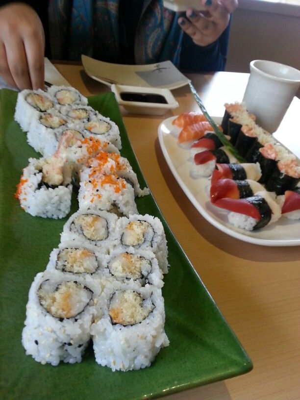 For all Sushi Lovers!!!