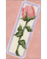 Delicate Floral Bookmark