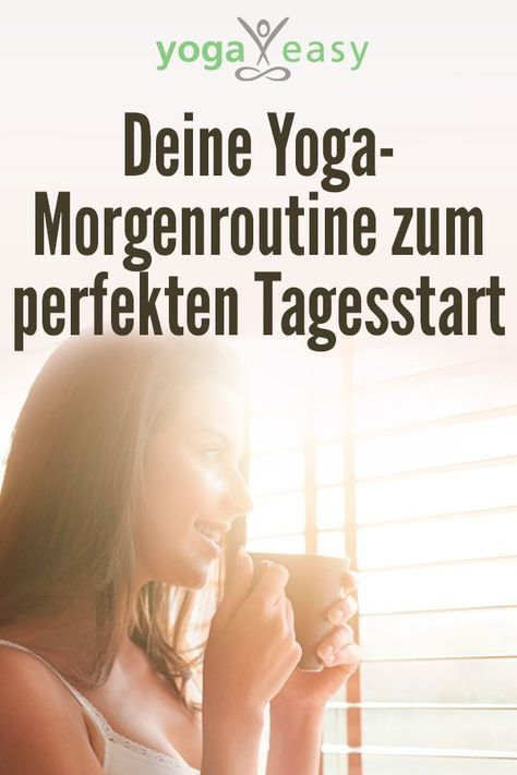 Mindful Morning: Deine Morgenroutine mit Yoga