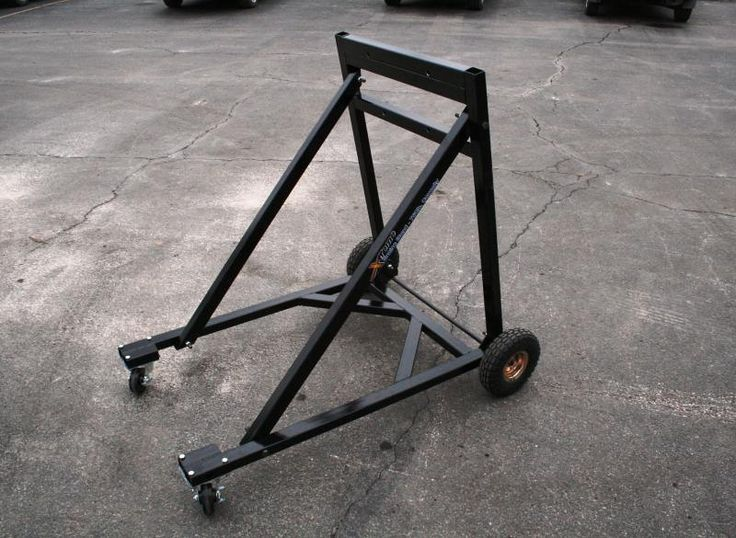 OUTBOARD MOTOR STAND | ... Xtreme 750lb. Capacity Outboard Motor Stand Engine Cart - up to 350hp ...
