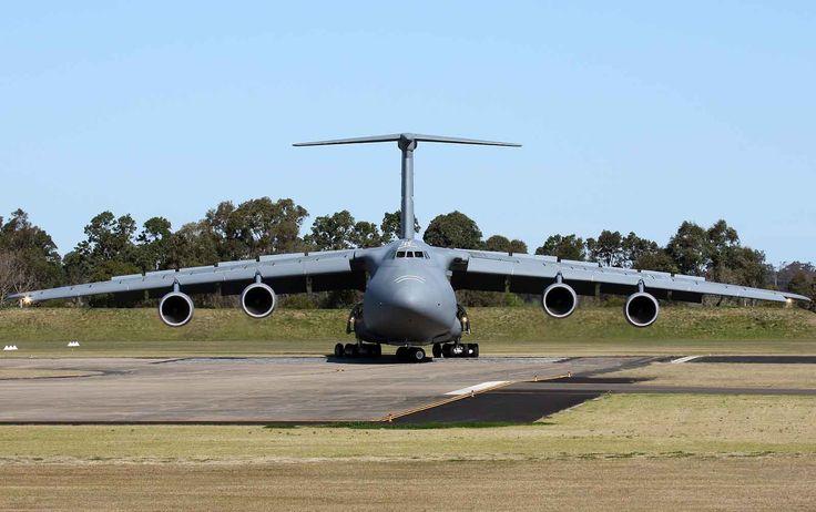 Lockheed C-5M Super Galaxy  | Lockheed Martin C-5M Super Galaxy