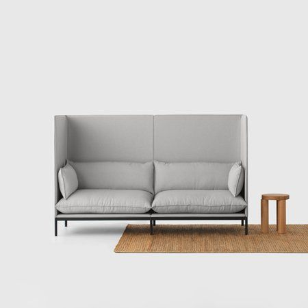 Carousel High Back Sofa | FFE | Sofas. | Furniture, Sofa, Office ...