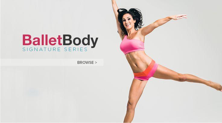 Kipróbáltam: Leah Sarago - Ballet Body edzés