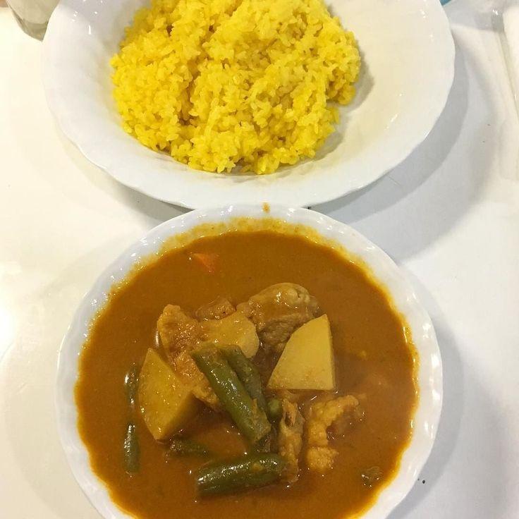 ベジタブルチキンカレー 今年のサイダーバはじめ #サイダーバ #カレー #curry #水元 #葛飾区