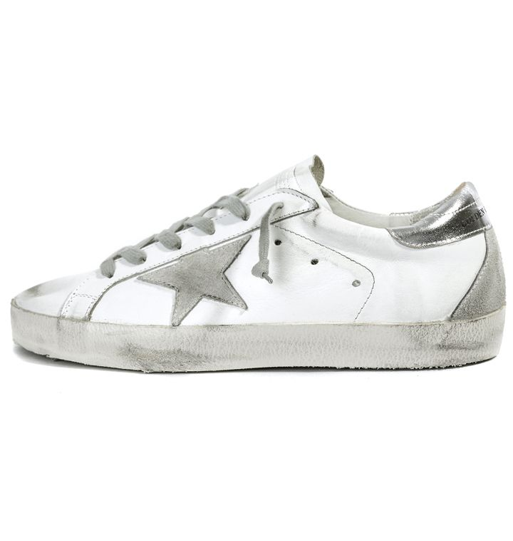 Find More Women's Fashion Sneakers Information about New women's Golden Goose man's flats silver fashion low cut Sneakers STAR deluxe Italy brand G23D121P1 GGDB online shop,High Quality shop consultant,China shop flashing Suppliers, Cheap shop railings from ATT store on Aliexpress.com