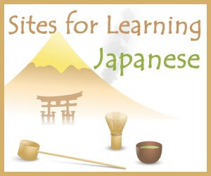 If your child or teen is interested in learning Japanese, you may find these sites helpful.