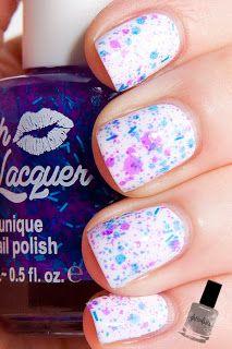 Lush Lacquer - love the glitter