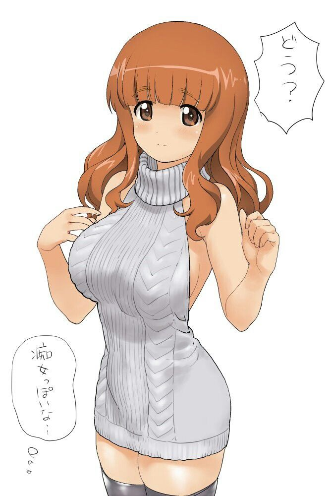 ecchi-sweater-girls