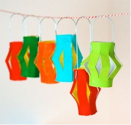 minitoiletpaperrolllanterns Fun Crafts from Recycled Toilet Paper Rolls