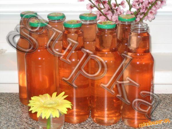 Bylinkový sirup - obecný postup pro různé druhy bylinek